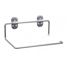 Roll paper rack on wall