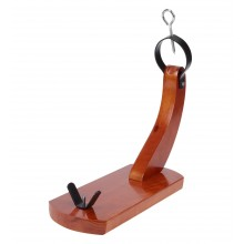 Spanish wooden ham support - Gondola model