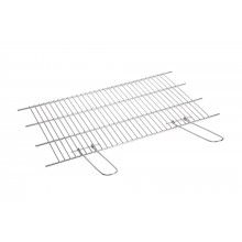 Stainless steel barbecue grid